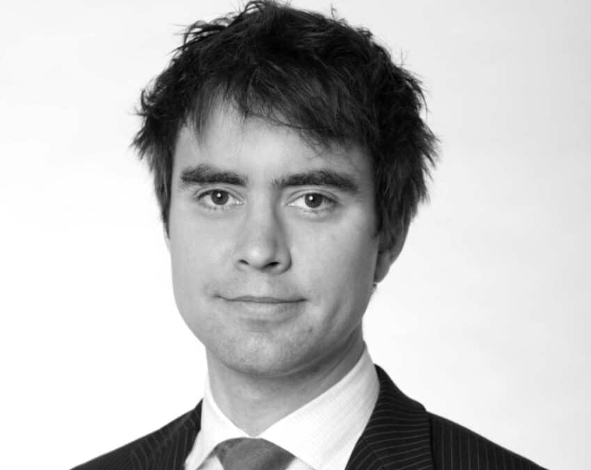 Patent litigator Alex May joins Pearce IP